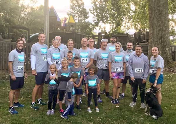 The Window's Outrunning Hunger 5K